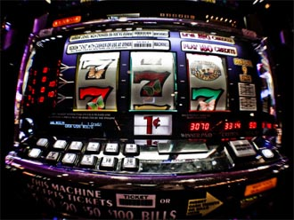 The Value of a Slot Machine
